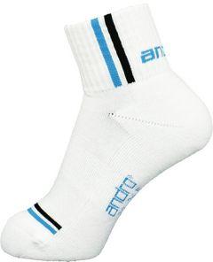 Andro Socks Game White/Blue