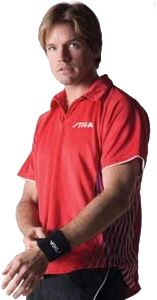 Stiga Shirt Superior Red