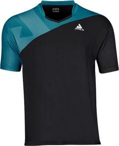 Joola T-Shirt Ace Black/Petrol