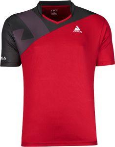 Joola T-Shirt Ace Red/Black