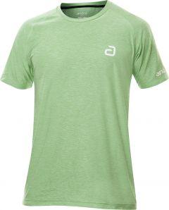 Andro T-Shirt Alpha Melange Pro Green