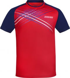 Donic T-Shirt Attack Red/Navy