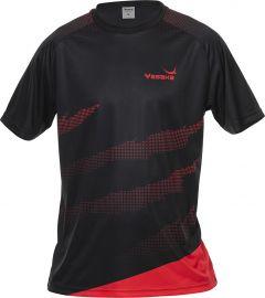 Yasaka T-Shirt Callisto Black/Red