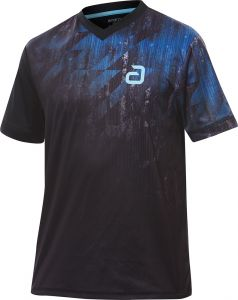 Andro T-Shirt Narcas Black/Blue