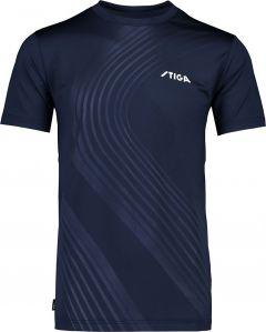 Stiga T-Shirt Player Navy