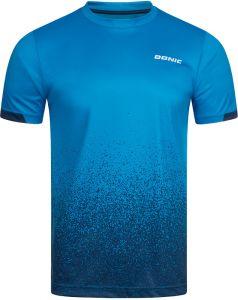 Donic T-Shirt Split Blue/Navy