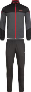 Donic Tracksuit Craft Black/Anthracite
