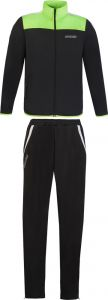 Donic Tracksuit Final Black/Lime