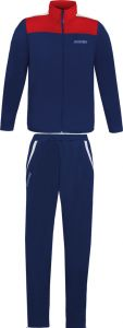 Donic Tracksuit Final Navy/Red