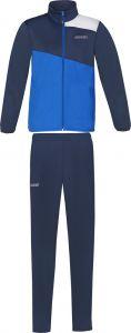 Donic Tracksuit Heat Navy/Royal Blue