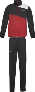 Donic Tracksuit Heat Black/Red