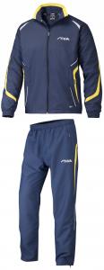 Stiga Tracksuit Elegance Navy/Yellow