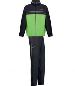 Donic Tracksuit Laser Black/Lime Green