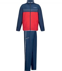 Donic Tracksuit Laser Navy/Red