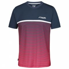Stiga Shirt Lines Pink
