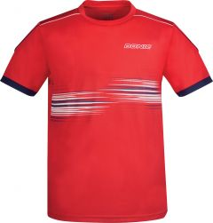 Donic T-Shirt Sentry Red