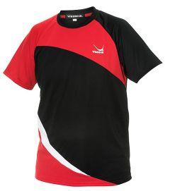 Yasaka Shirt Oblick Red/Black