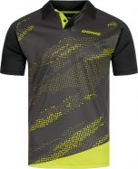 Donic Shirt Mega Black/Fluo Yellow