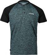 Stiga Shirt Team Green/Black