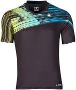 Joola Shirt Trigon Black/Green